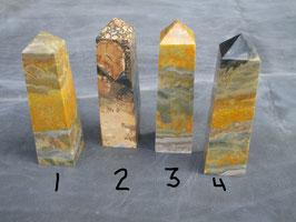 Bumblebee jaspis obelisk