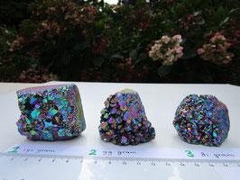 Titanium aura kwarts