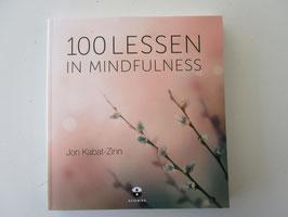 Jon Kabat-Zinn - 100 Lessen in mindfulness