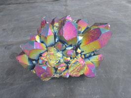 XXL Titanium Aura kwarts
