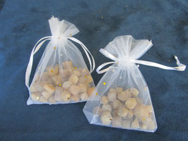Betakwarts kristallen, 100 gram, scherp geprijsd!
