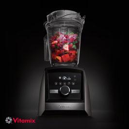 Vitamix A 3500 i + drei Smoothiebücher + Nussmilchbeutel