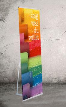 L-Banner VARIO – der Bestseller!
