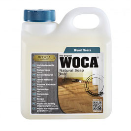 WOCA Holzbodenseife natur 1 Liter