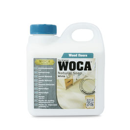 WOCA HOLZBODENSEIFE WEISS 1L
