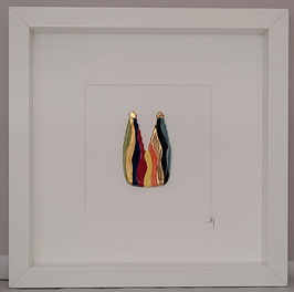 """Dom bunt """"Flamme gold"""""""