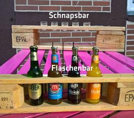 Schnapsbar / Flaschenbar