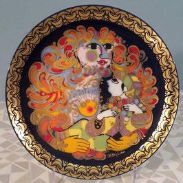 Rosenthal Sammelteller Aladin und die Wunderlampe V