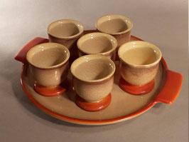 Eierbecher-Set Waechtersbach Keramik
