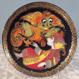 Rosenthal Sammelteller Aladin und die Wunderlampe I
