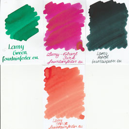Lamy Ink Samples 2ml