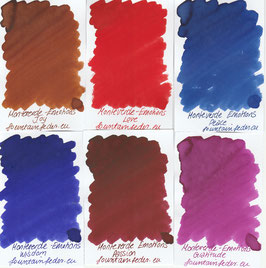 Monteverde Emotions Ink Sampes 2ml