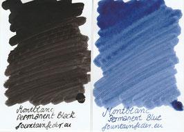 Montblanc Permanent Inks 60ml