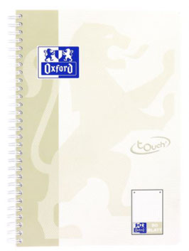 Oxford touch notepad, DOTTED