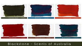 Blackstone Scents of Australia Ink Samples