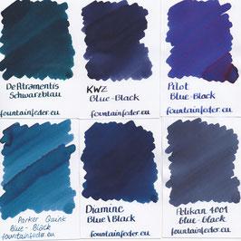 Blue Black Ink Bundle