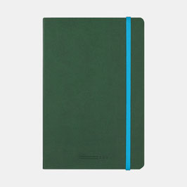 Endless Recorder Notebook - Forest Canopy