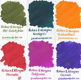 Rohrer & Klingner Favourite bundle