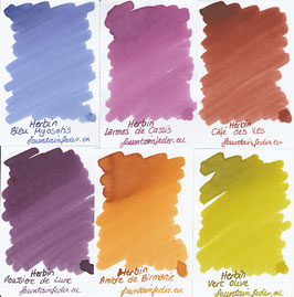 Herbin Ink Samples 2ml/4ml