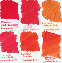Diamine Ink Samples 2ml