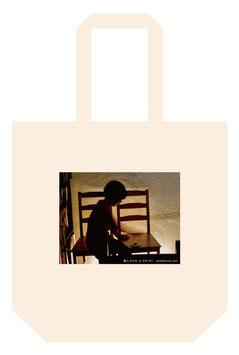 トートバッグ「zazie à kyoto」
