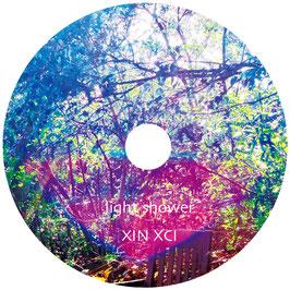 """CD """"light shower"""""""