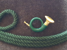 Jgd.Horn grün gold 7102Z 029