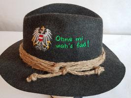 Seilhut Österreich - Ohne mi wah's fad 166 155 ANTRA