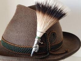 RH DACHS  12mm  301A 029 ohne Hut und Bart