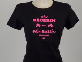 """""""BÄUERIN- PRINZESSIN"""" T-Shirt"""