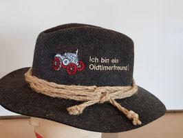 """Seilhut """" OLDTIMERFREUND ! """" 108 155 ANTRA"""