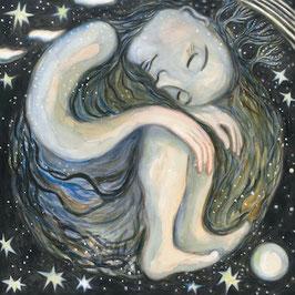 Mutter Erde schläft
