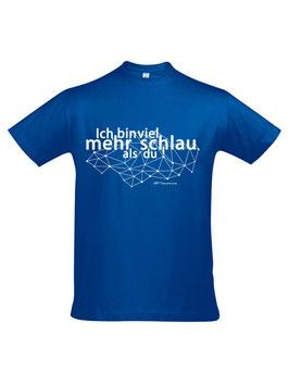 mehr schlau T-Shirt für Männer