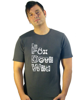 Fox Devil Wild - T-Shirt