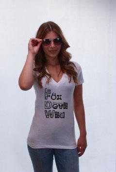 FoxDevilWild - T-Shirt