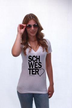 SchwesterHERZ - T-Shirt