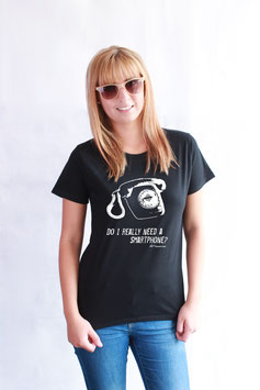 Smartphone Fair Wear Organic T-Shirt