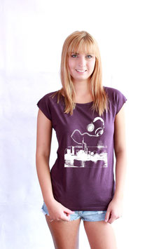CityMusic - Fair Wear Organic T-Shirt