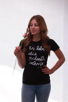 Schreibschrift T-Shirt
