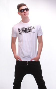 Arschlochtag - T-Shirt