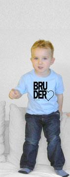 BruderHERZ - T-Shirt