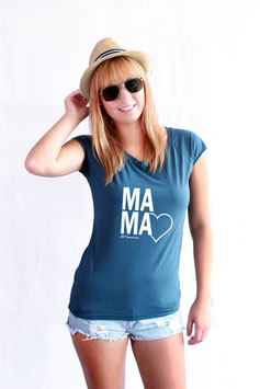 MamaHERZ Fair Wear Organic T-Shirt