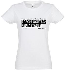 Arschlochtag T-Shirt