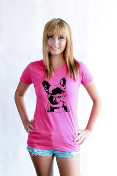 Bulldogge Fair Wear Organic T-Shirt