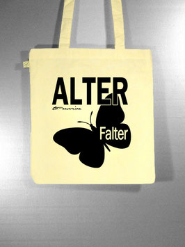 Alter Falter - Jutebeutel