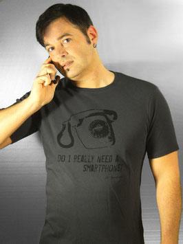 Smartphone T-Shirt für Männer