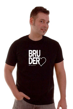 BruderHERZ  T-Shirt für Männer