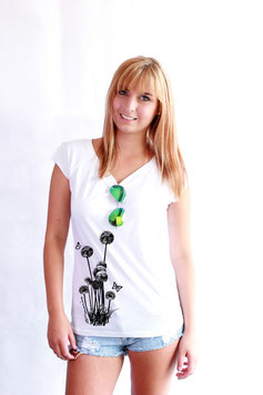 Blumen - Fair Wear Organic T-Shirt