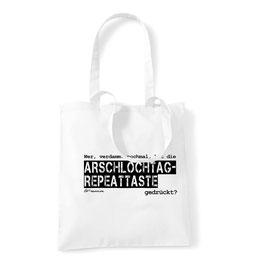Arschlochtag Enkaufsbeutel
