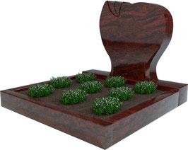 Urnengrabanlage Indora UA-005.003.04.100x100.65x65